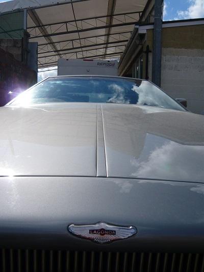 Cruise Control Fit On Vintage Aston Martin Lagonda