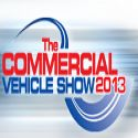 Commercial Vehicle Show... It's Showtime