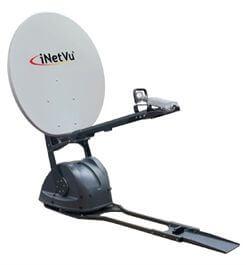 mobile satellite internet systems dish portable broadband conrad. Black Bedroom Furniture Sets. Home Design Ideas